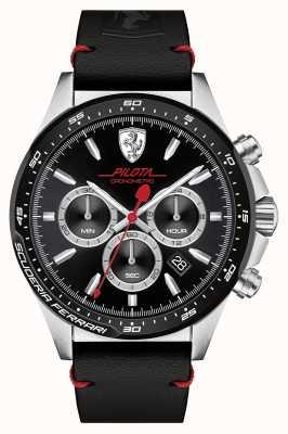 Scuderia Ferrari Pilota cronógrafo 0830389