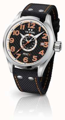 TW Steel Hombres edición especial volante carrera de campeones naranja negro TW965