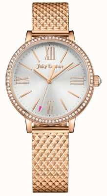 Juicy Couture Womans watch reloj de oro rosa 1901614