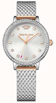 Juicy Couture Reloj de sociedad de mujer 1901612