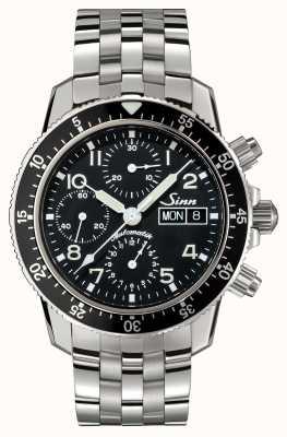 Sinn 103 st sa classic pilot chrono fine link acero inoxidable 103.061 FINE BRACELET