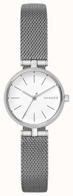 Skagen Reloj para mujer signatur acero inoxidable SKW2642