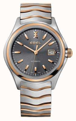 EBEL Reloj para hombre con dos tonos y dos tonos 1216333