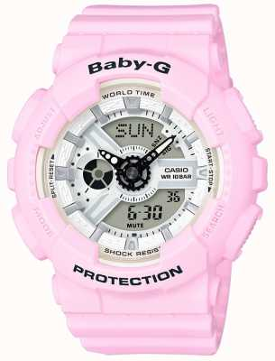 Casio Mujer bebé-g rosa BA-110BE-4AER