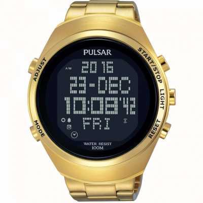 Pulsar Cronógrafo de alarma para hombre PQ2056X1