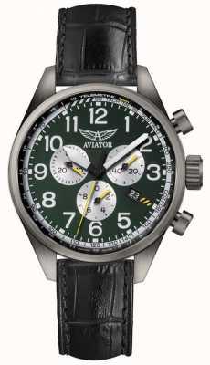 Aviator Reloj cronógrafo airacobra p45 para hombre V.2.25.7.171.4