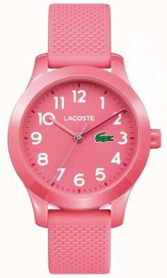 Lacoste Niños 12,12 reloj rosa 2030006