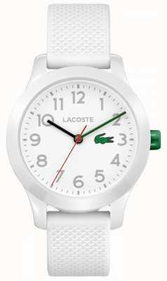 Lacoste Niños 12.12 reloj blanco 2030003