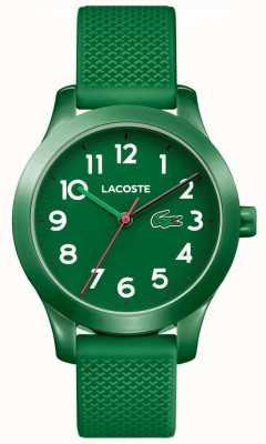 Lacoste Niños 12.12 reloj verde 2030001