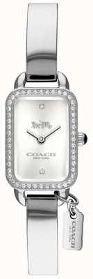 Coach Mujer ludlow rectángulo de plata rectángulo 14502823