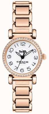 Coach Conjunto de cristal de oro rosa madison mujer 14502853