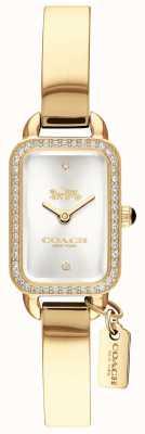 Coach Mujer ludlow rectángulo oro rectángulo 14502824