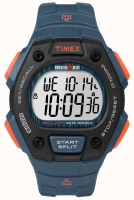 Timex Ironman clásico 30 fs azul TW5M09600