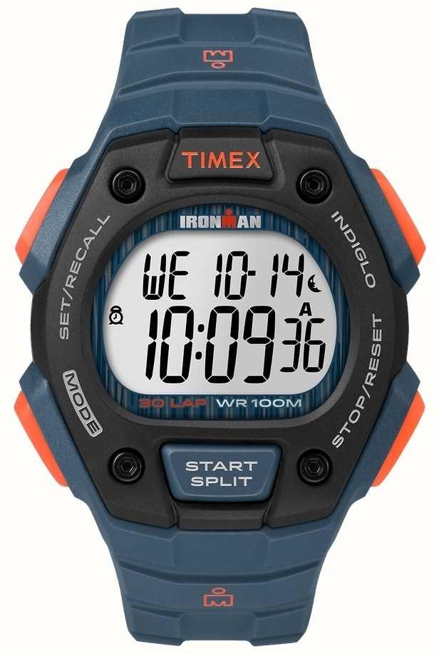 74d41c005eae Timex Ironman Classic 30 Fs Azul TW5M09600 - First Class Watches™ ESP