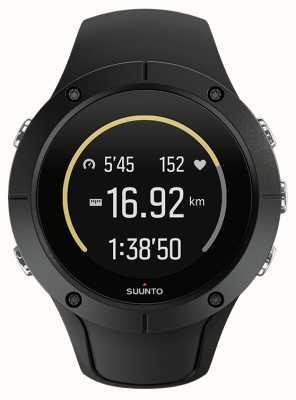 Suunto Unisex spartan entrenador pulsera hr monitor negro SS022668000