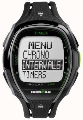 Timex Ironman liso 150 negro TW5K96400
