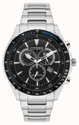 Citizen Cronógrafo eco-drive acero inoxidable AT2381-59E