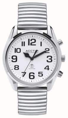Acctim Reloj para hombre con control de radio peregrino para hombre 60557