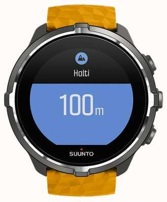 Suunto Monitor de ritmo cardíaco del deporte Spartan barómetro reloj bluetooth SS050000000