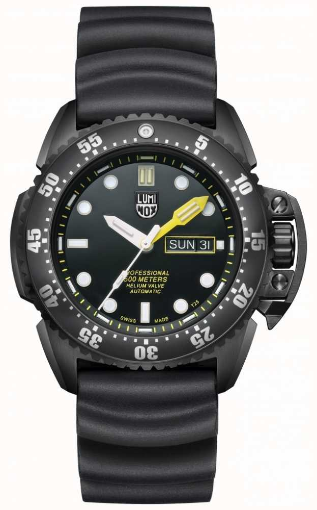 d61841b79722 Luminox Mens Automático Deep Dive Serie 1520 XS.1521 - First Class ...