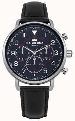 Ben Sherman Reloj cronógrafo militar portobello para hombre WB068UB