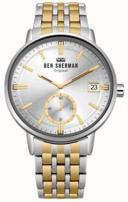 Ben Sherman Reloj profesional para hombre portobello WB071GSM