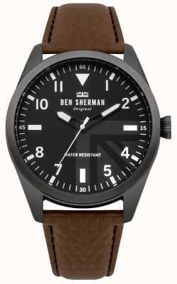 Ben Sherman Reloj militar para hombre de Carnaby WB074BT