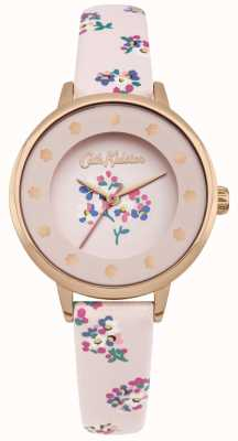 Cath Kidston Nude floral print strap nude floral print CKL040CRG