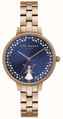 Ted Baker Set de cristal de hadas para mujer kate azul oscuro TE50005002