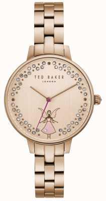Ted Baker Conjunto de cristal rosa de hadas para mujer kate rosa dorado TE50005003
