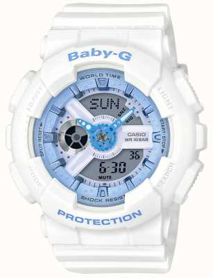 Casio Womans baby-g, hora mundial BA-110BE-7AER