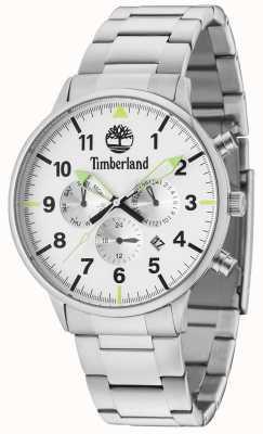 Timberland Spaulding plata multi dial plata pulsera 15263JS/01M