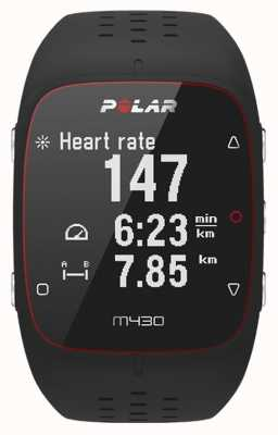 Polar Unisex m430 smart activity tracker bluetooth muñeca alarma 90066337