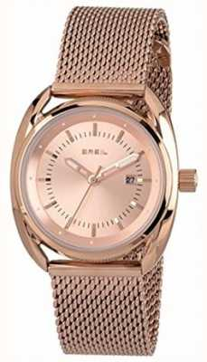 Breil Beaubourg acero inoxidable ipr rose gold dial TW1679