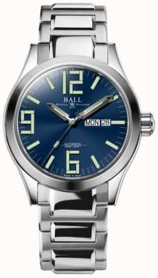 Ball Watch Company Engineer Genesis 43mm esfera azul NM2028C-S7-BE