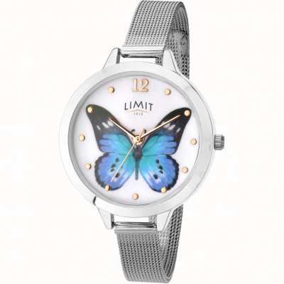 Limit Reloj secreto de malla de mariposa para jardín de mujer 6269.73