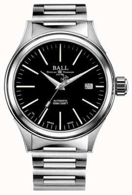 Ball Watch Company Bombero automático esfera negra de 40 mm NM2098C-S20J-BK