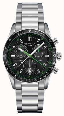 Certina Mens ds-2 precidrive reloj cronógrafo C0244471105102