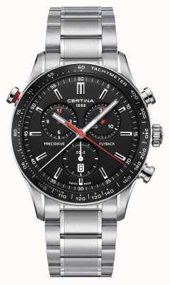 Certina Reloj de cronógrafo flyback ds-2 precidrive para hombre C0246181105101