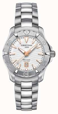 Certina Reloj para mujer ds action 300m C0322511101101
