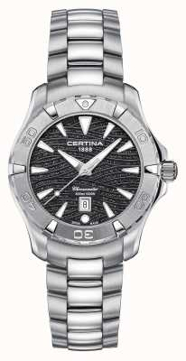 Certina Reloj para mujer ds action 300m C0322511105109