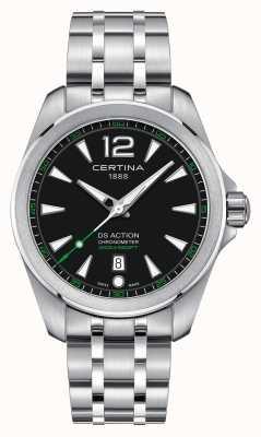 Certina Reloj de acción para hombre ds C0328511105702
