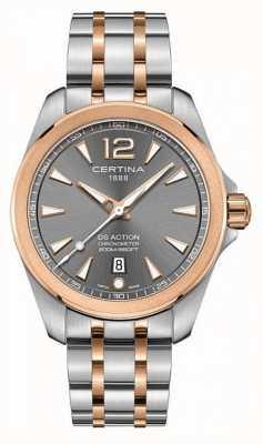 Certina Reloj cronómetro para hombre ds action C0328512208700
