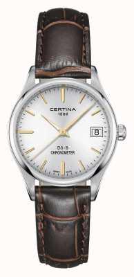 Certina Reloj cronómetro de cuarzo ds-8 para mujer C0332511603101