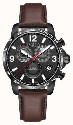 Certina Reloj cronómetro para hombres ds podium C0346543605700