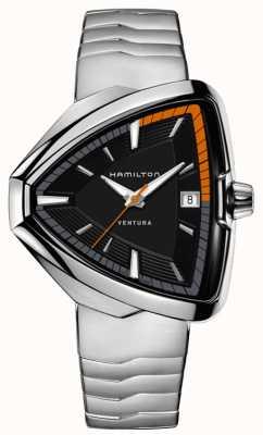 Hamilton Reloj de acero inoxidable Ventura elvis80 H24551131