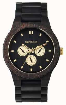 WeWood Kappa negro ro 70315308