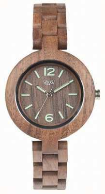 WeWood Nuez de mimosa | correa de madera | cara de madera | 70205700
