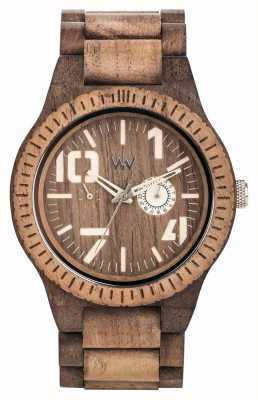 WeWood Oblivio choco nut rough 70332514
