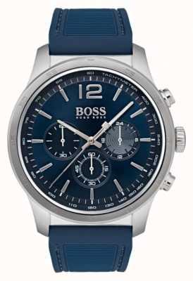 Hugo Boss Reloj cronógrafo profesional para hombre azul 1513526